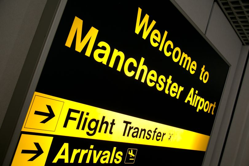 Derby to Manchester Airport Transfers